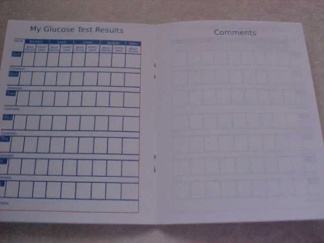 Blood Sugar Monitoring Log Unique Diabetic Log Blood Sugar Log Book Glucose Monitoring