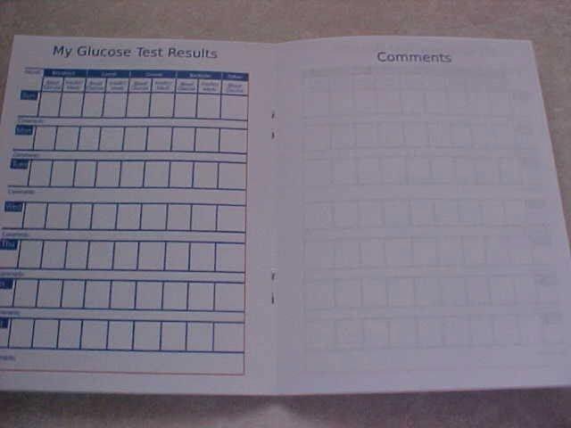 Blood Sugar Monitoring Log Unique Diabetic Log Blood Sugar Log Book Glucose Monitoring