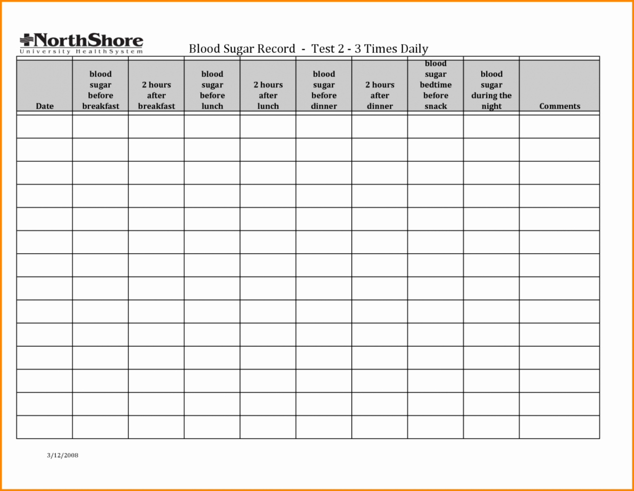 Blood Sugar Tracker Template Unique Blood Sugar Tracker Spreadsheet Google Spreadshee Blood