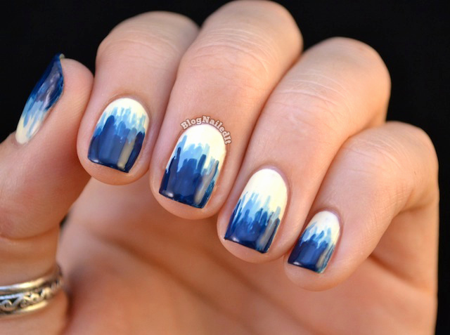 Blue Nail Polish Designs New Cute Nails to Show F Your Love for Blue