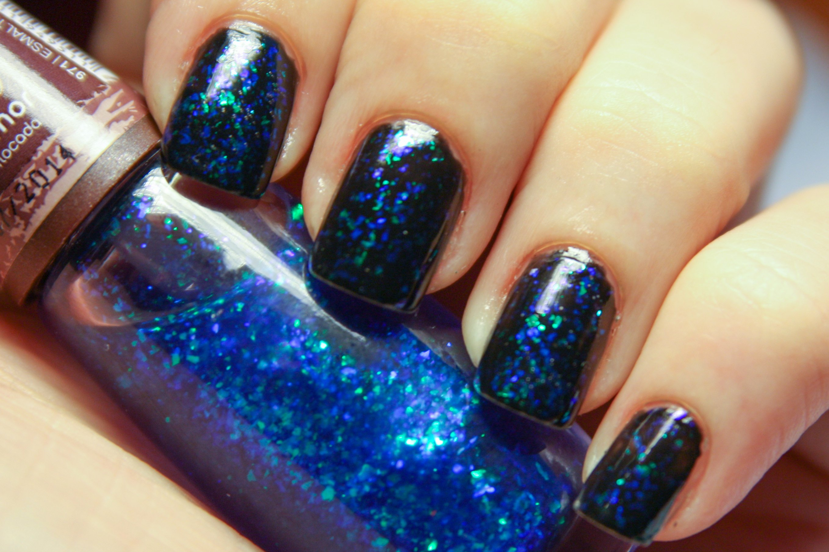Blue Nail Polish Designs New Gel Nail Designs