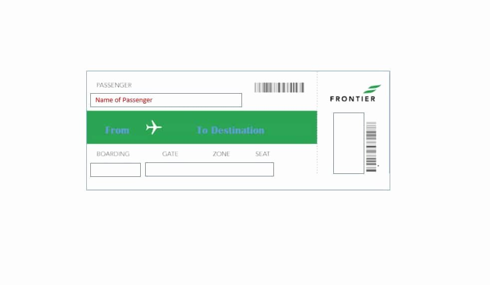 Boarding Pass Template Free Luxury 16 Real & Fake Boarding Pass Templates Free