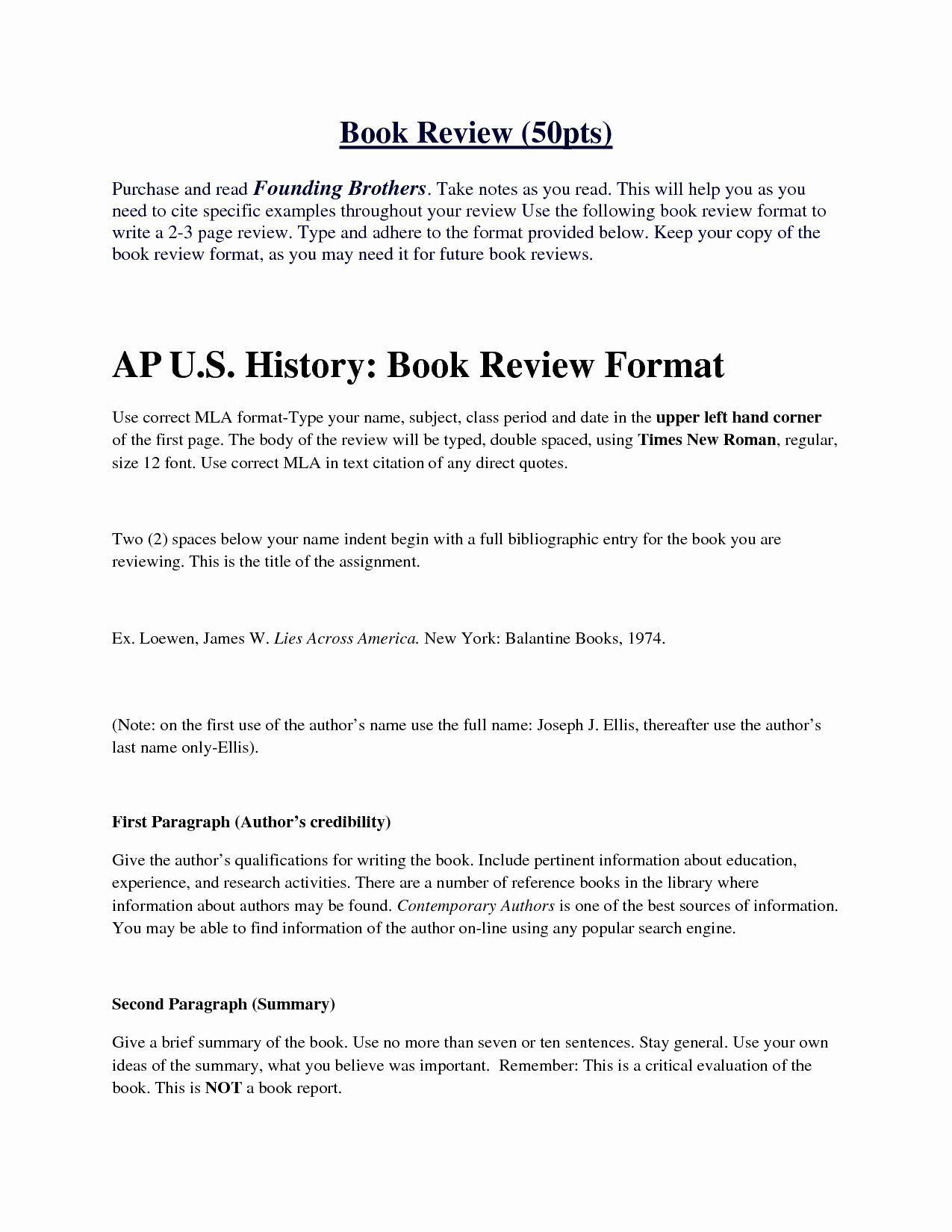 Book Analysis format Sample Best Of How to Write A Review Essay On A Book Readwrite is the
