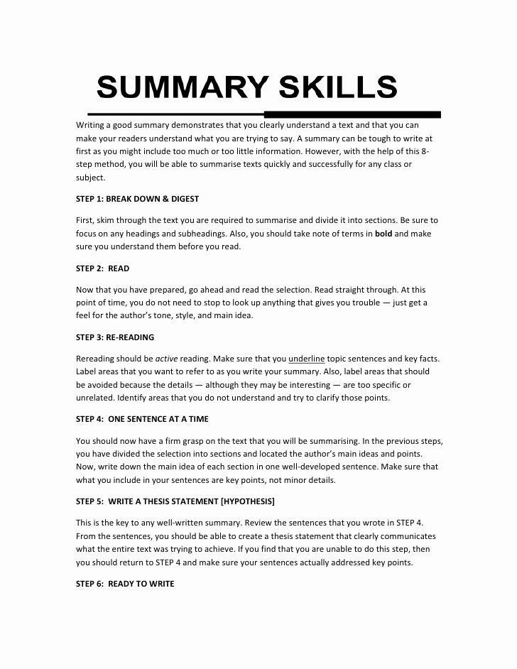 Book Analysis format Sample Elegant Summary Writing Skills