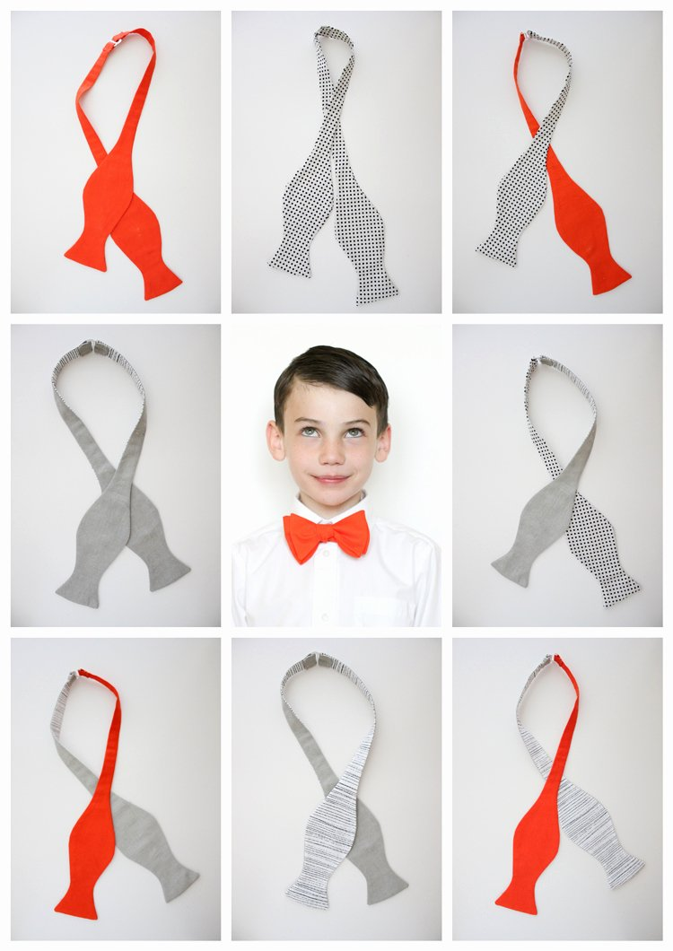 Bow Tie Patterns Unique Mix and Match Bow Ties – Free Pattern and Tutorial