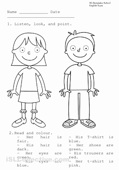 Boy and Girl Template Beautiful Best S Of Girl and Boy Outline Printable Templates