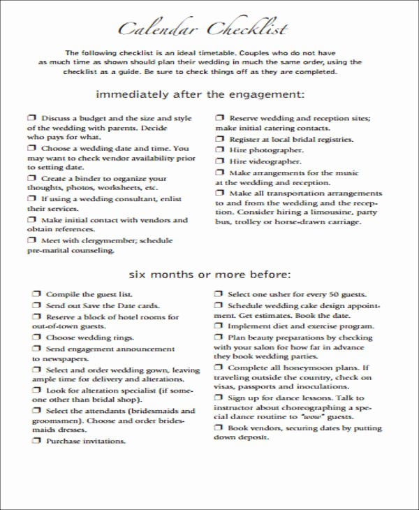 Bridal Shower Program Sample Unique Bridal Shower Checklist Template Ten Ingenious Ways You Can