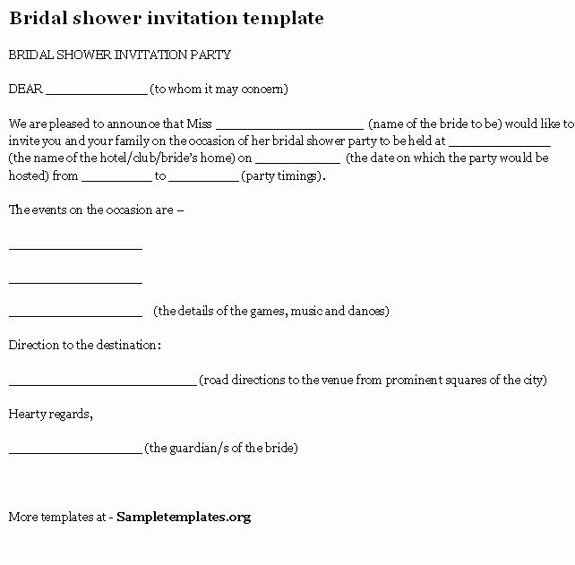 Bridal Shower Program Sample Unique Word Design Gallery Category Page 25 Designtos