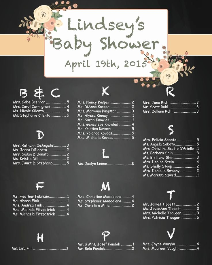 Bridal Shower Seating Chart Inspirational Get 20 Seating Chart Wedding Ideas On Pinterest without