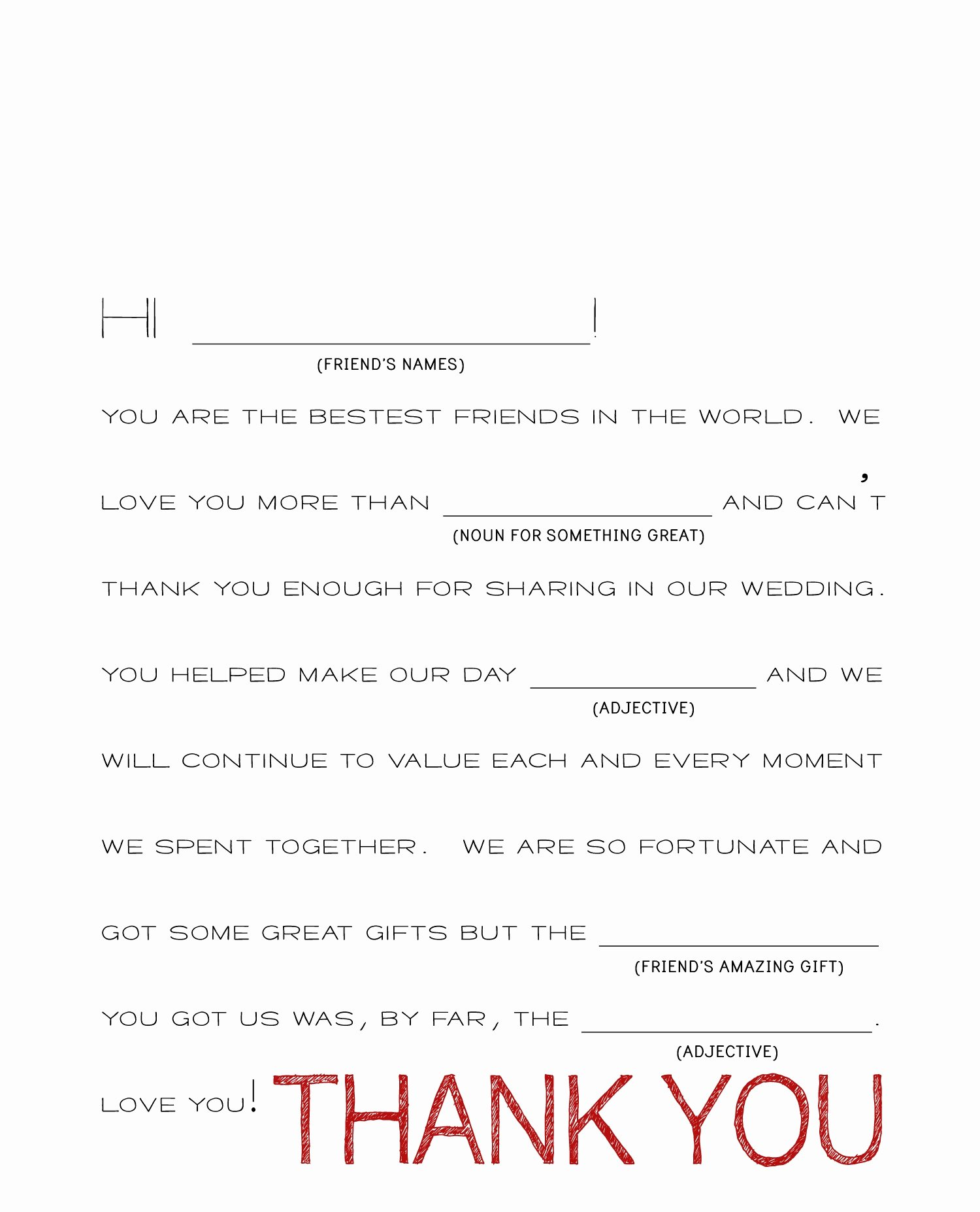 Bridal Shower Thank You Examples Beautiful ashley Brooke Designs Wedding Image
