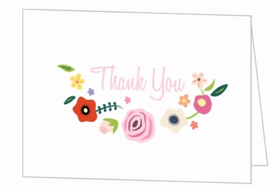 Bridal Shower Thank You Examples Beautiful Bridal Shower Thank You Card Wording Etiquette Sayings