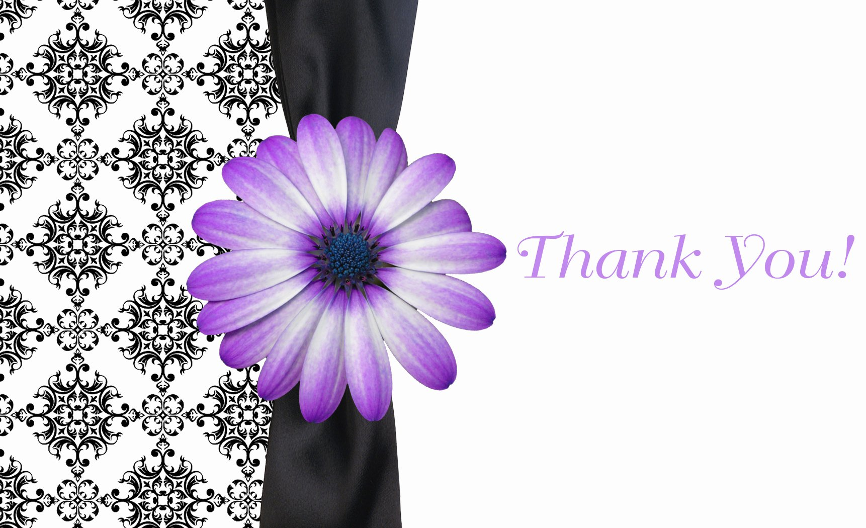 Bridal Shower Thank You Template Fresh A Very Purple Bridal Shower