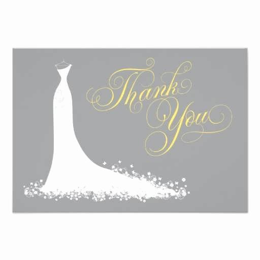 Bridal Shower Thank You Template New Bridal Shower Thank You – Ideas and Tips