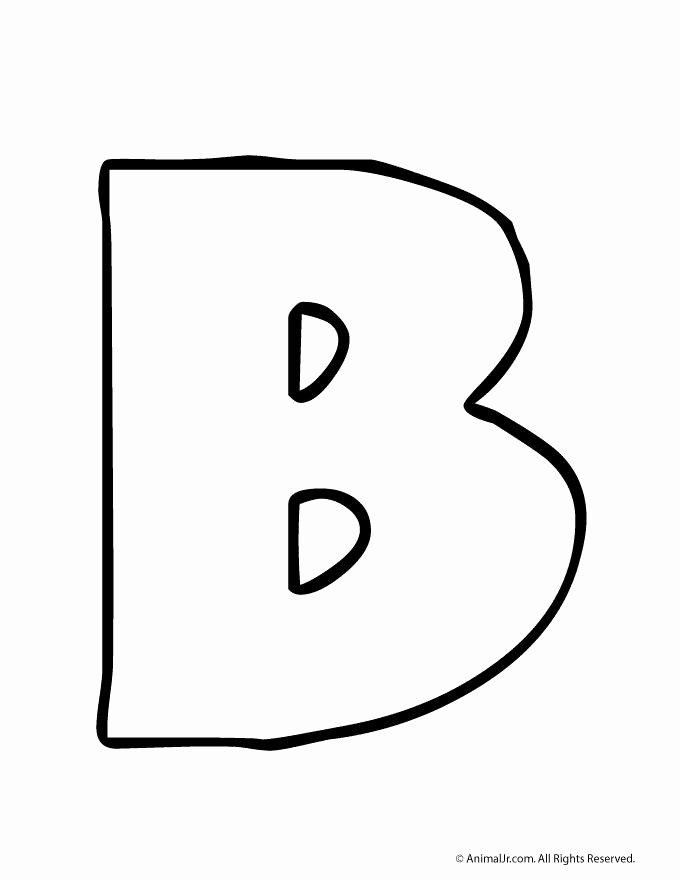 Bubble Letter Font Printable Luxury Bubble Letter B رياض