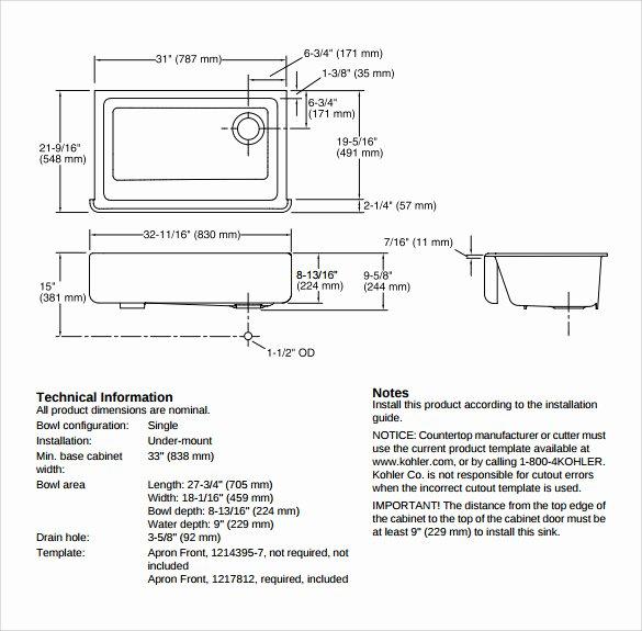 Builder Spec Sheet Template New 11 Spec Sheet Samples