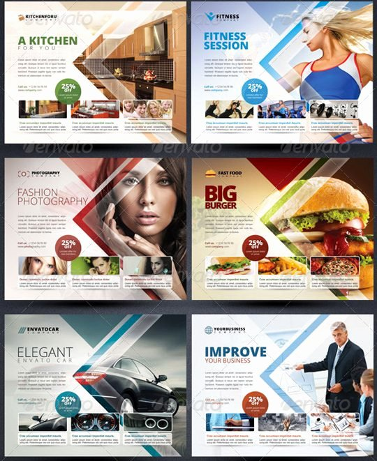 Business Case for Promotion Template Elegant top 40 Flyer Templates to Showcase Your Small Business