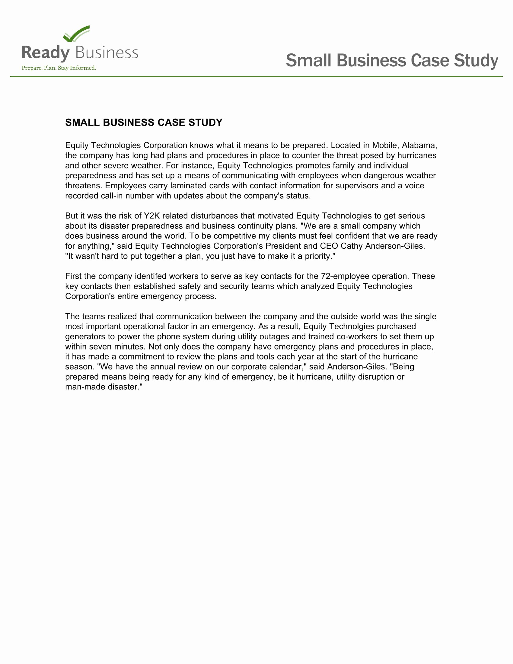 Business Case Study Examples Beautiful 9 Business Case Analysis Examples Pdf