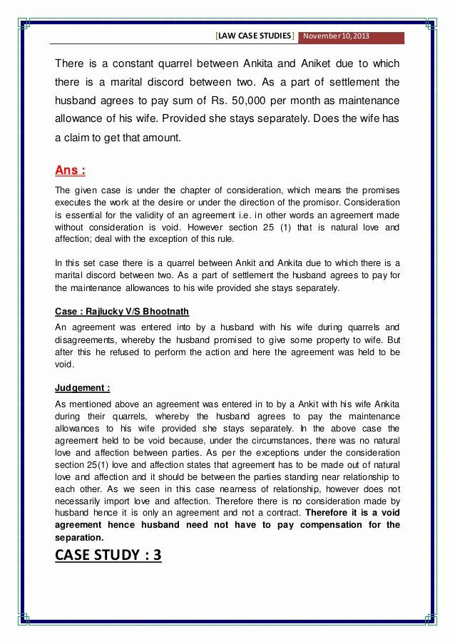 Business Case Study Examples Unique Case Study Examples for Mba Students Pdf Reportd24 Web
