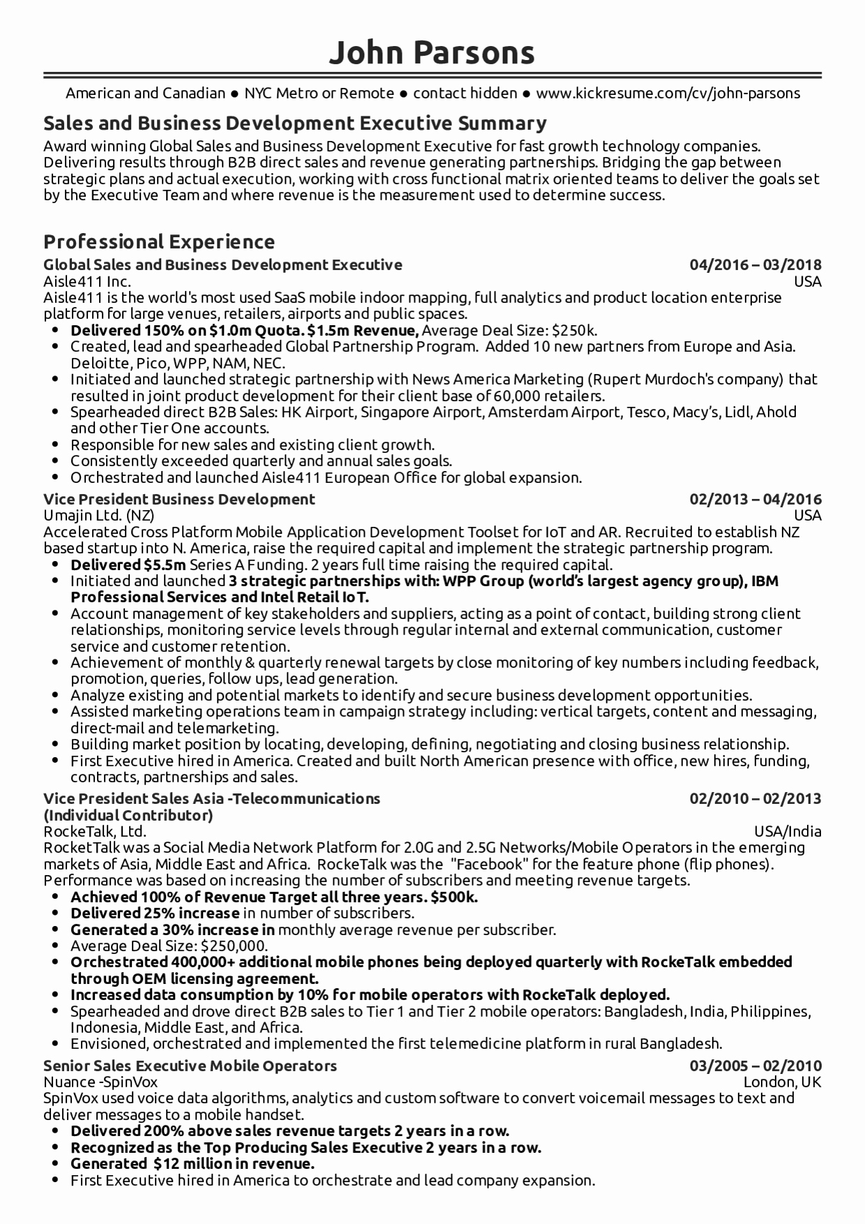Business Development Manager Resume Beautiful Resume Examples by Real People Business Development