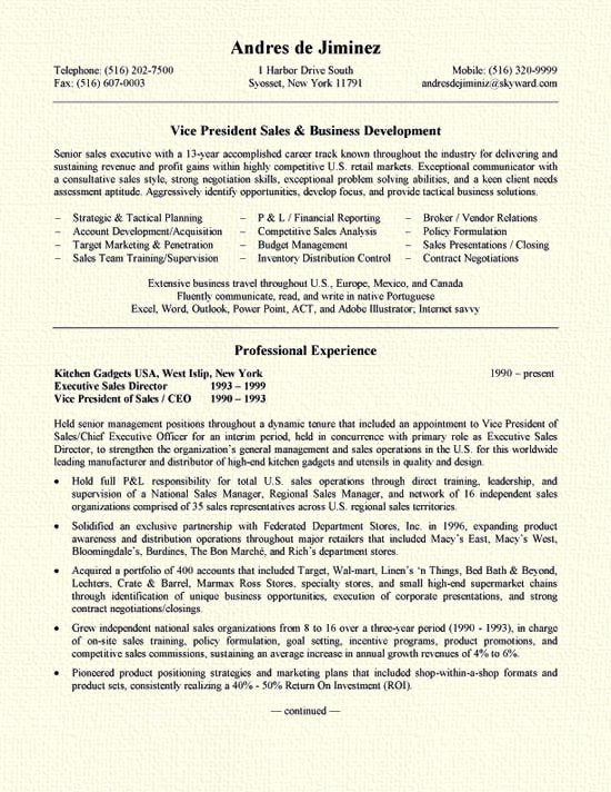 Business Development Manager Resume Fresh Business Development Resume Example