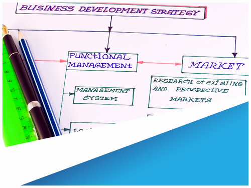 Business Development Plan Example New Business Development Strategy Ppt Template by