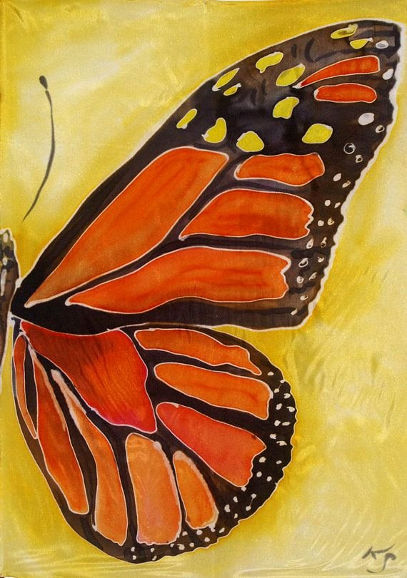 Butterfly Pictures to Paint Best Of Best 10 butterfly Painting Ideas On Pinterest