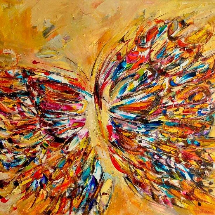 Butterfly Pictures to Paint New 1000 Ideas About butterfly Painting On Pinterest