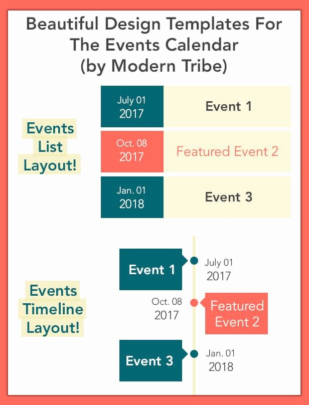Calendar Of events Template New the events Calendar Shortcode and Templates Pro