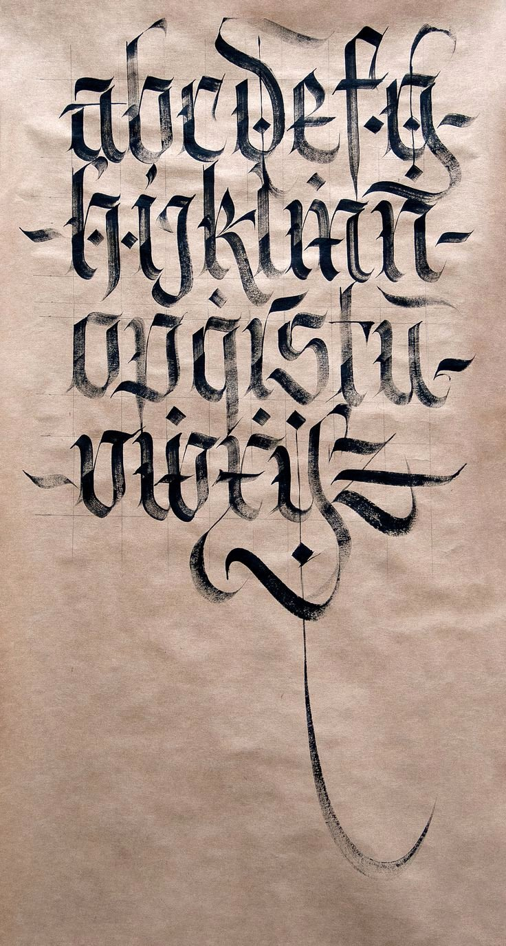 Calligraphy Font for Tattoo Best Of 479 Best Blackletter Images On Pinterest