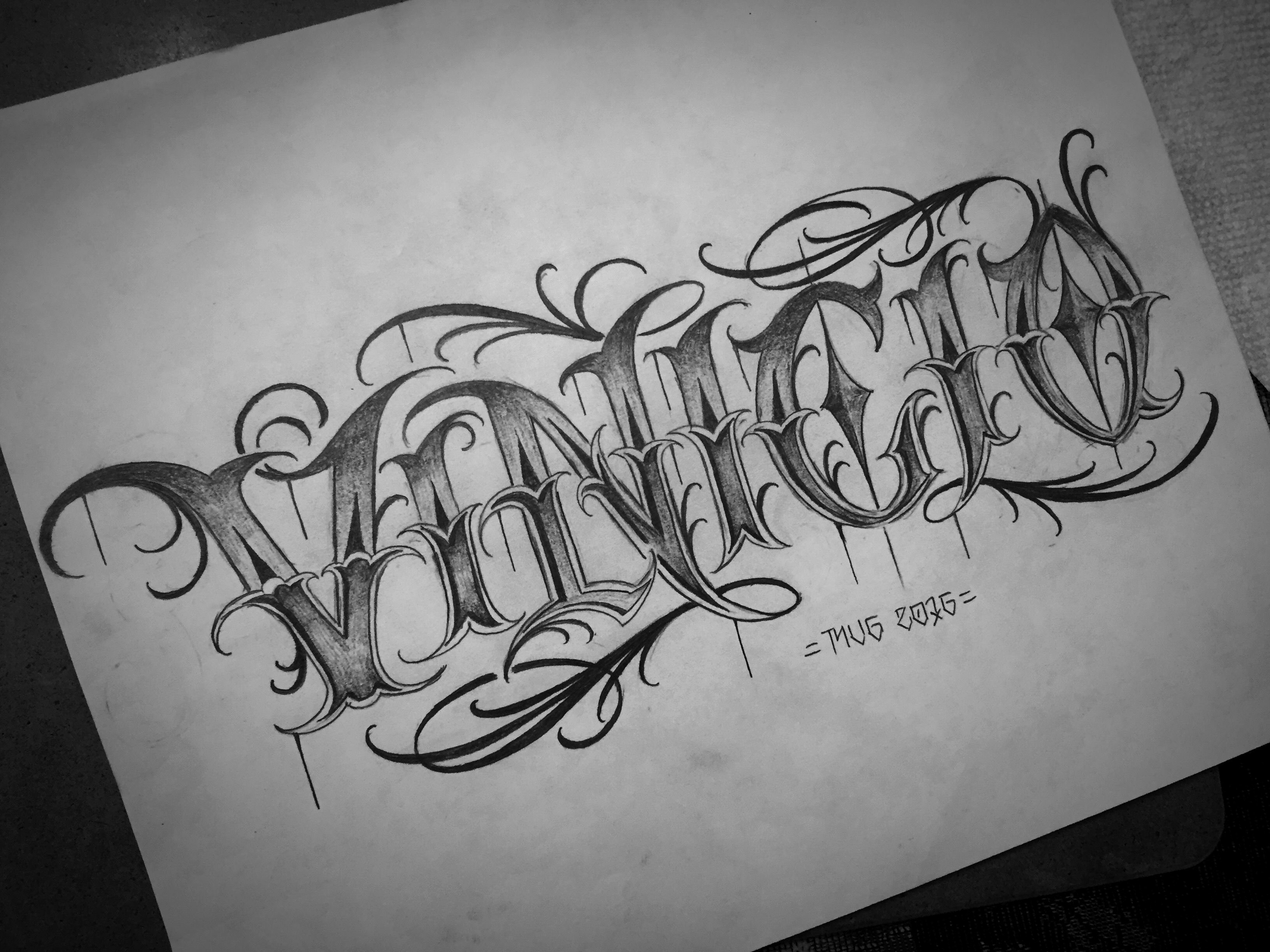 Calligraphy Font for Tattoo Fresh Pin by Marcos Vinicio On Calligraphy Lettering Art