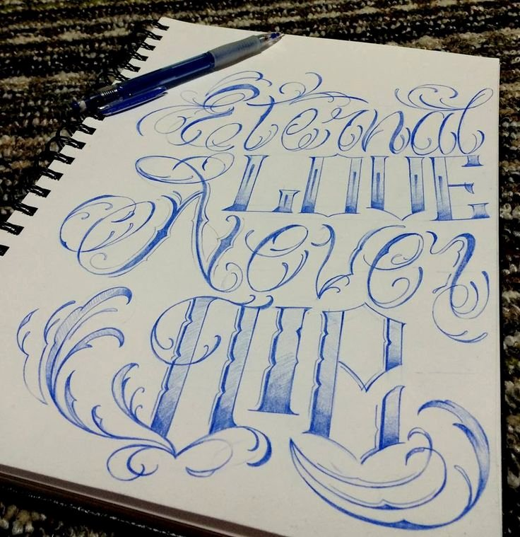 Calligraphy Font for Tattoo Inspirational Chronic Ink Tattoo toronto Tattoo Custom Lettering