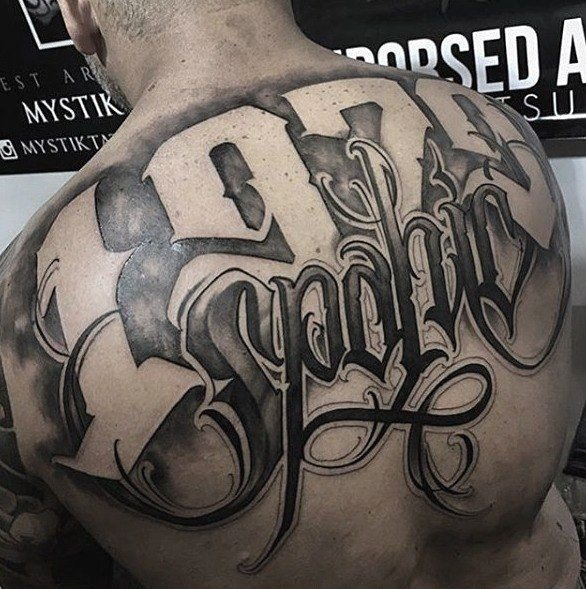 Calligraphy Font for Tattoo New 101 Best Criminal Lettering Tattoo Images On Pinterest