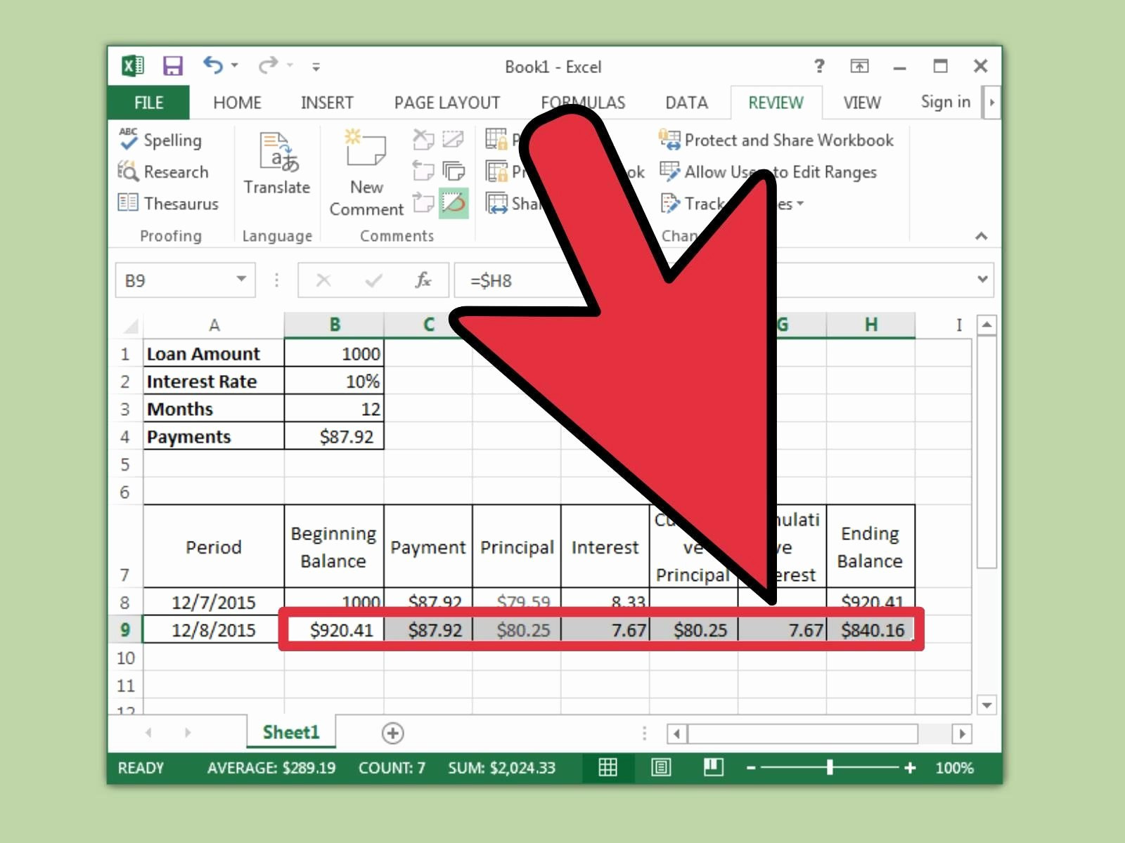 Car Amortization Schedule Excel New Lease Amortization Schedule Excel Template