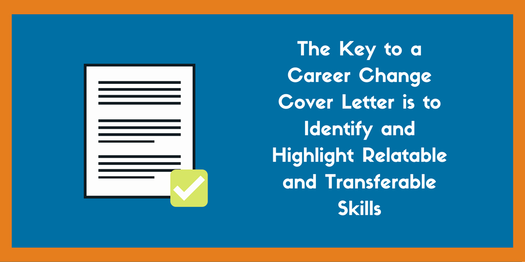 Career Change Cover Letters Best Of How to Write A Cover Letter when Changing Careers Example