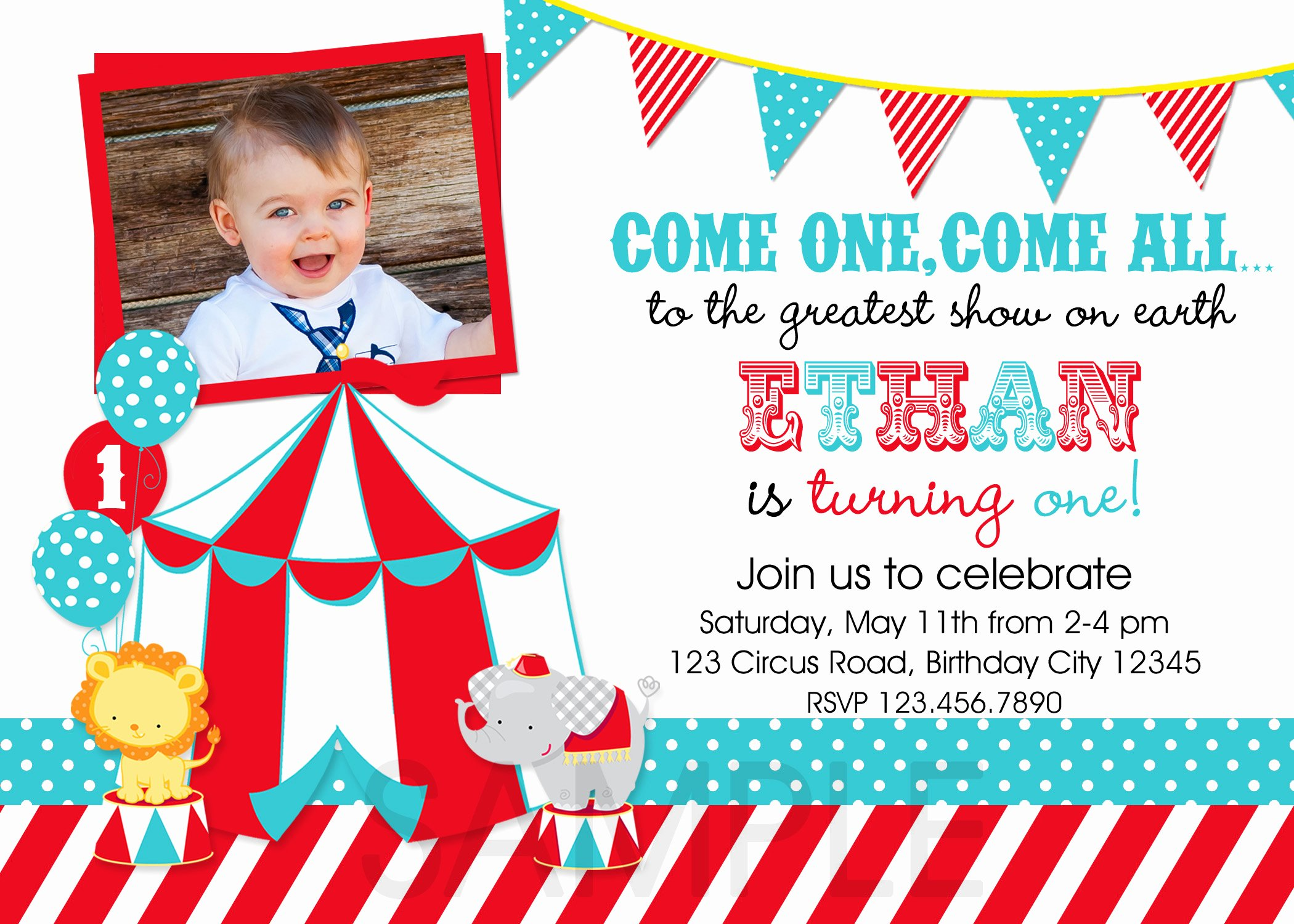 Carnival theme Party Invitations Awesome Win A $75 Gift Certificate to the Trendy butterfly