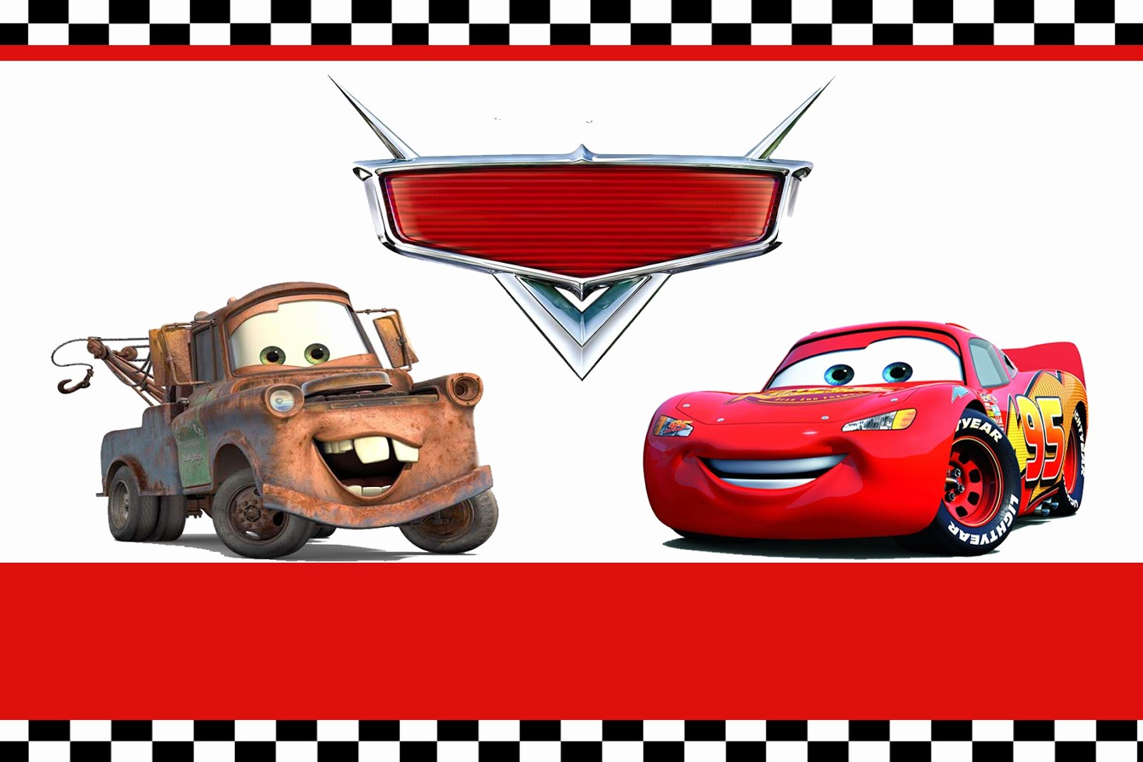 Cars Invitation Template Free Fresh Moms Kid Party Link Disney Cars Party Invitation