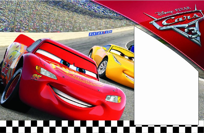 Cars Invitation Template Free Unique Free Free Printable Disney Cars Lightning Mcqueen Birthday