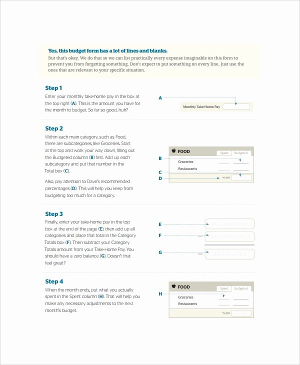 Cash Budget Template Excel Lovely Sample Cash Bud Template 9 Free Documents Download In