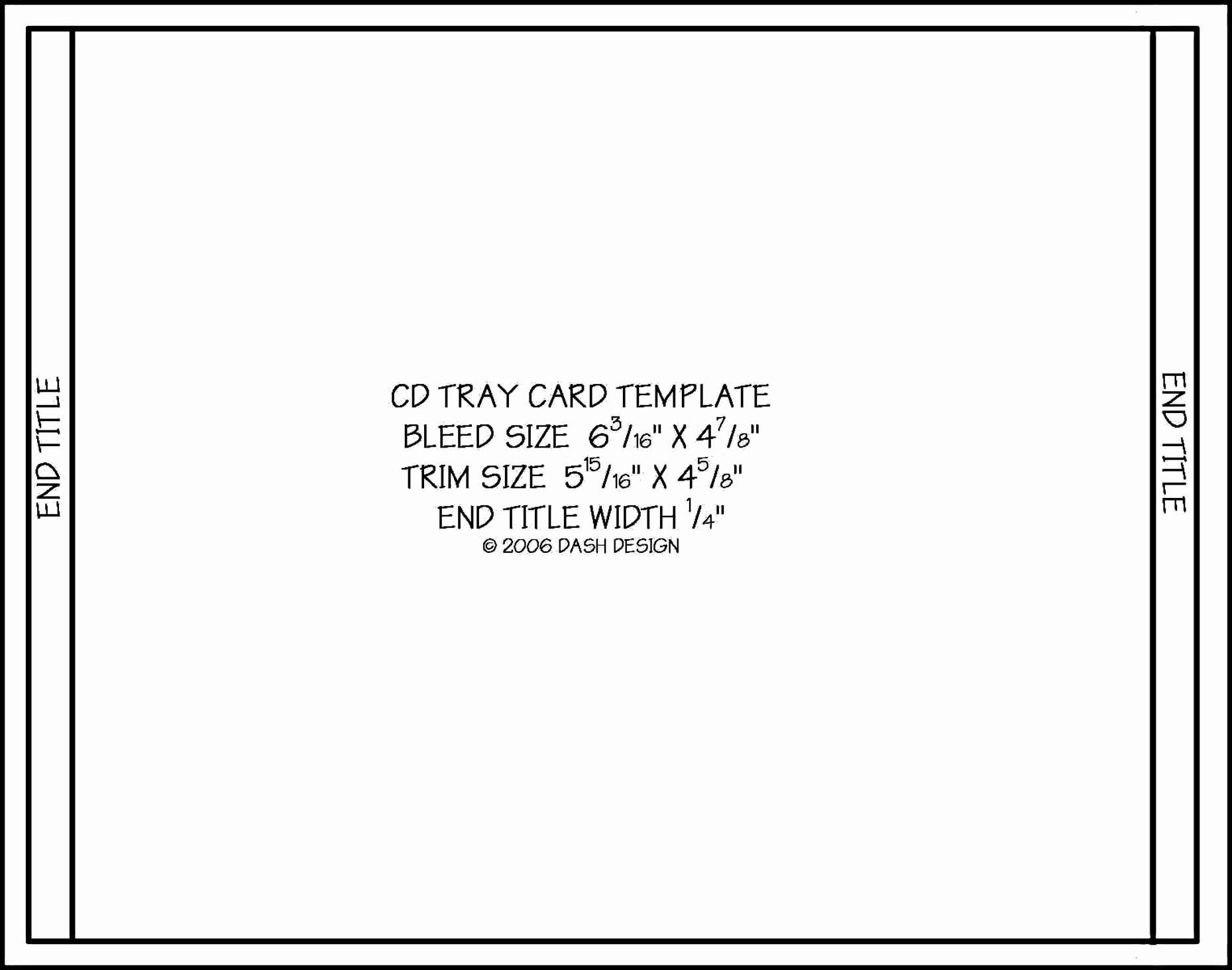 Cd Jewel Case Template Word Elegant Cd Jewel Case Template