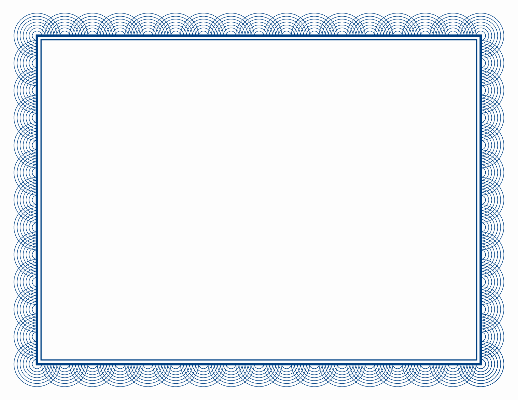 Certificate Borders for Word Lovely Certificate Border Template Free Clipart Best
