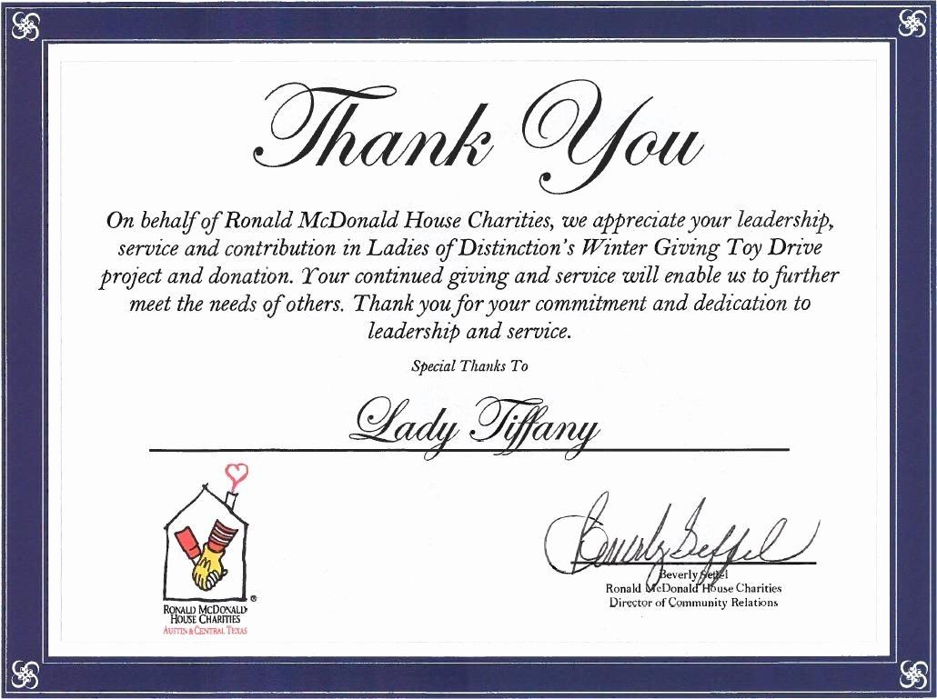 Certificate Of Appreciation for Volunteers Lovely Pin Volunteer Certificate Template On Pinterest