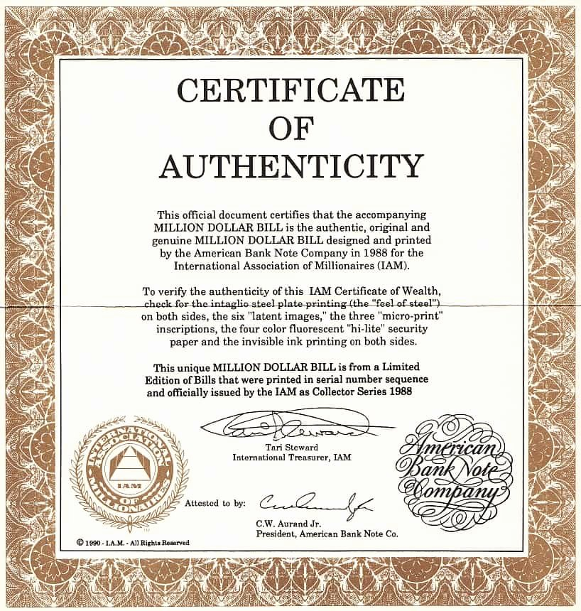 Certificate Of Authenticity Wording Fresh Certificate Authenticity Templates Word Excel Samples