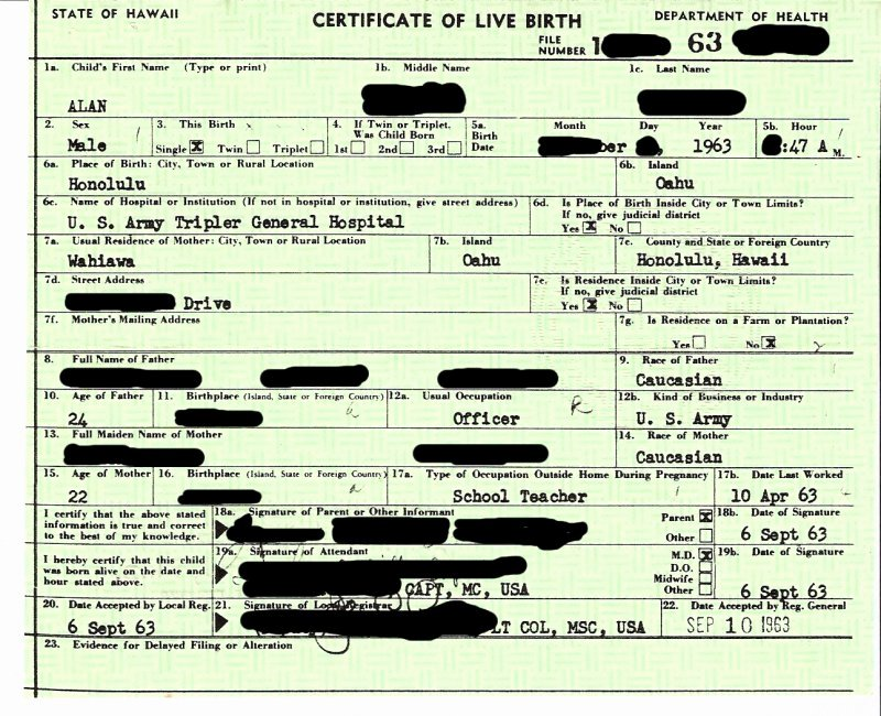 Certificate Of Live Birth Template Fresh when is A Certificate Not A Certificate