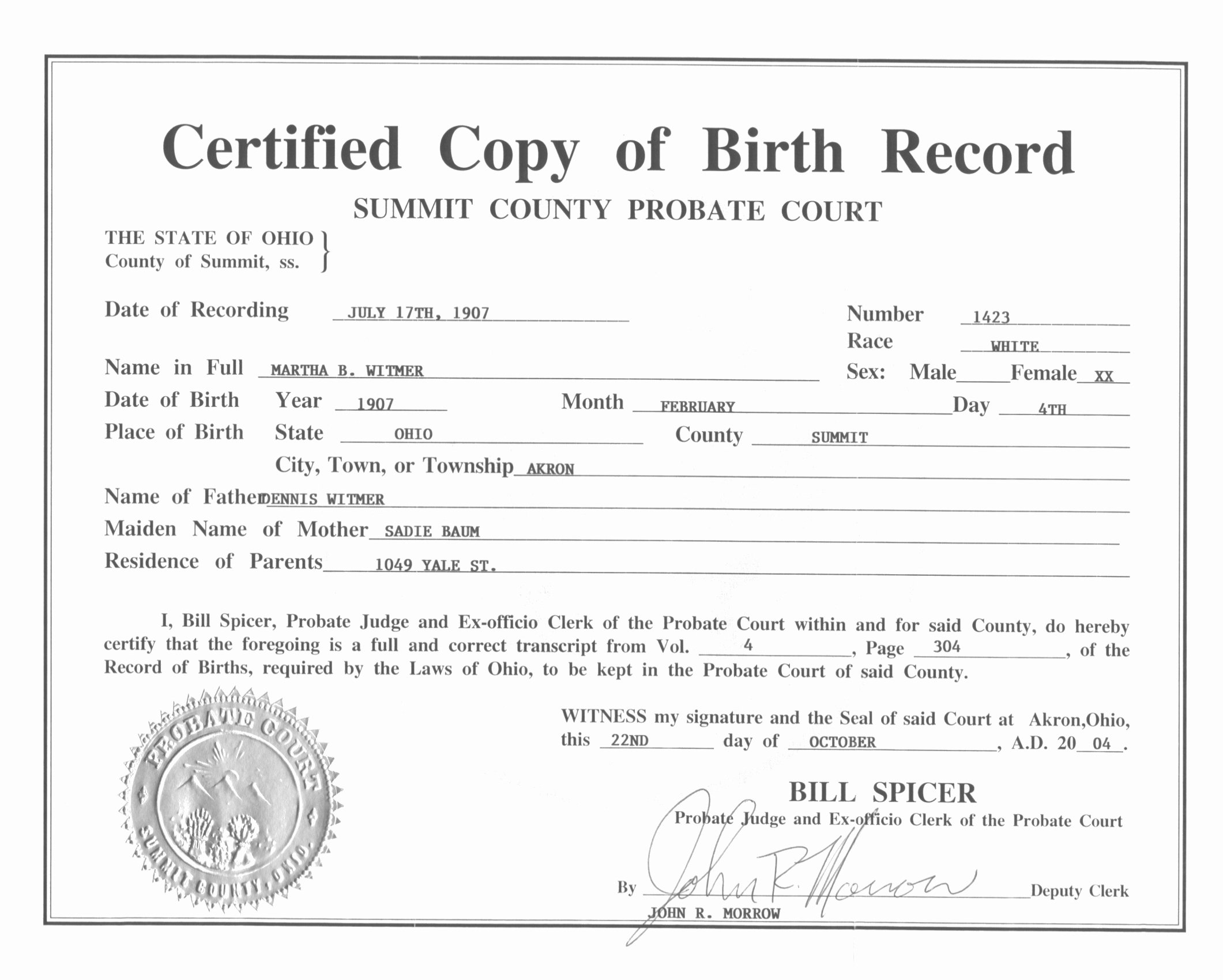 Certificate Of Live Birth Template Lovely Live Birth Certificate – Debt Loan Payoff