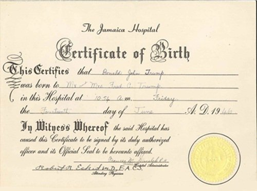 Certificate Of Live Birth Template Lovely New Requirements May Invalidate Old Birth Certificates