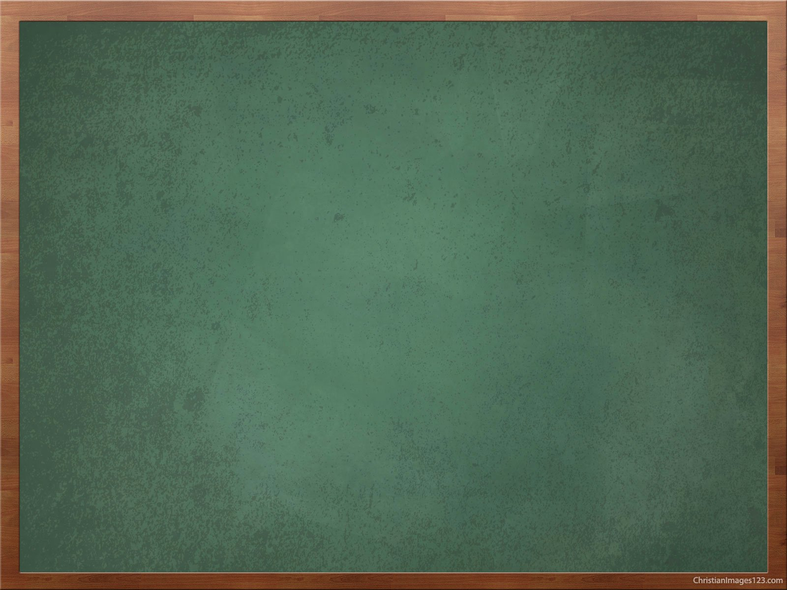 Chalkboard Powerpoint Template Free Awesome Green Chalkboard Background with Frame – Free Christian