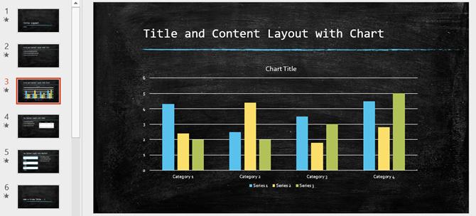 Chalkboard Powerpoint Template Free Luxury the Best Powerpoint Templates for Educational Presentations