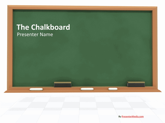 Chalkboard Powerpoint Template Free New 29 Of Chalkboard Ppt Template Free Download