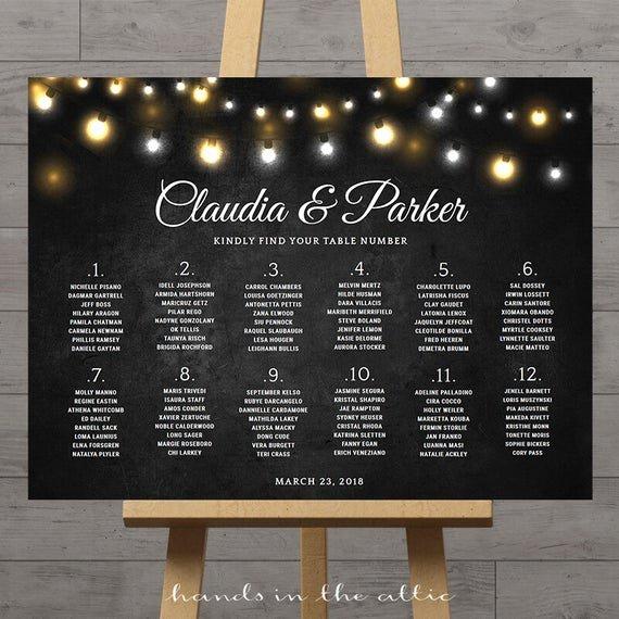 Chalkboard Wedding Seating Chart Luxury Chalkboard Wedding Seating Chart Large Reception Signs