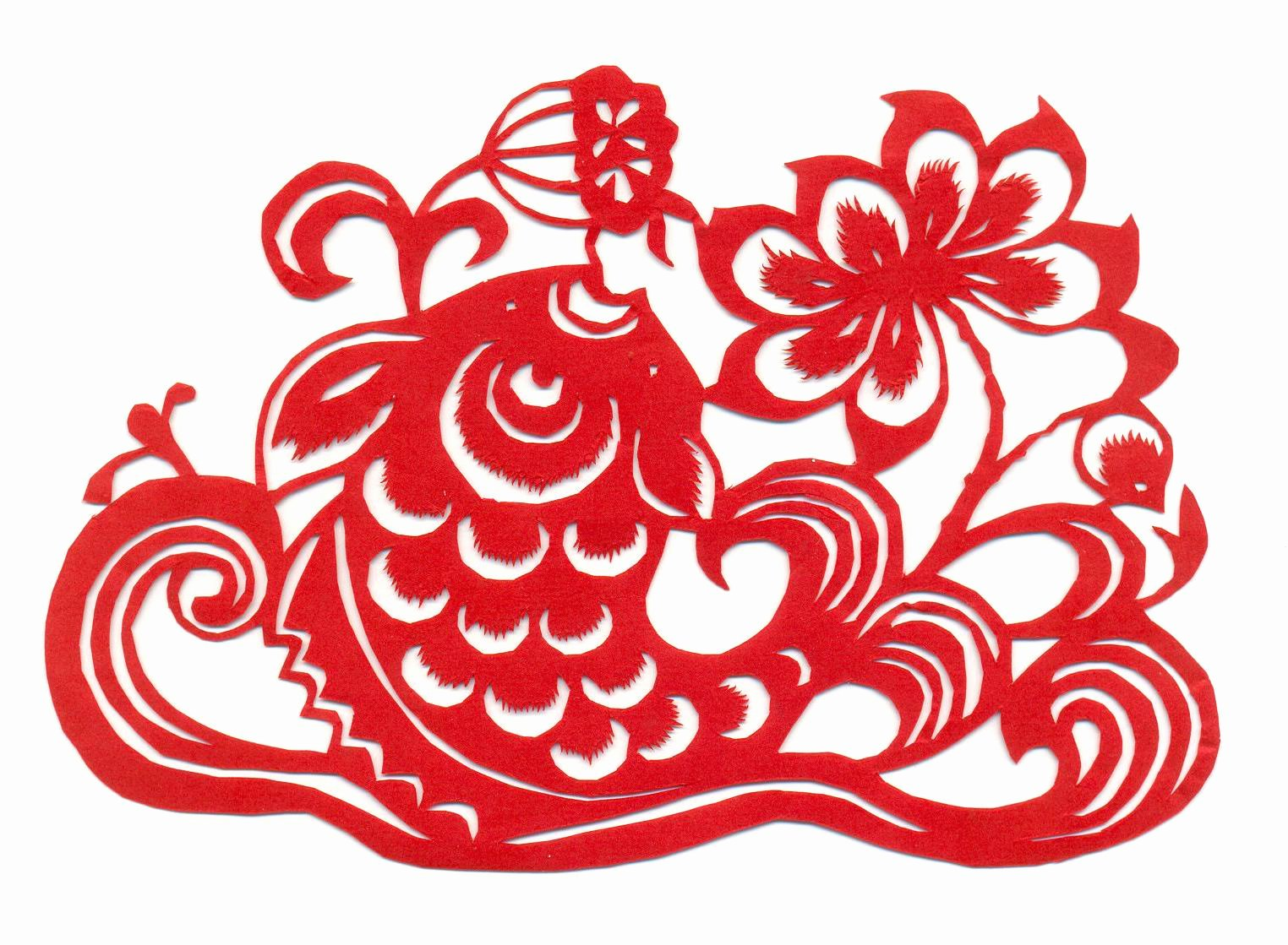 Chinese Paper Cutting Templates Awesome Chinese Paper Cutting Chinese Folk Paper Cut Scissor Cut